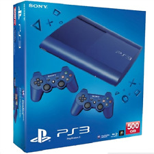 PS3 PLAYSTATION 3 - CONSOLE SUPER SLIM 500 GB LIMITED EDITION - GARANZIA 1 ANNO