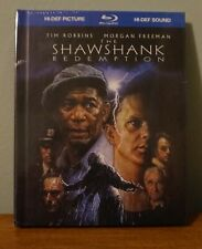 New! The Shawshank Redemption Blu-ray Disc with Collectors Bonus Book!