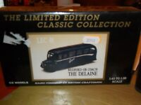 GB MODELS LEC 01 BEDFORD OB COACH THE DELAINE 1;43 TO 1:50 SCALE NEW SEALED PACK