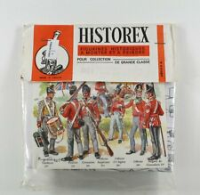 Historex 54mm British Line Infantry 1812-1815 Mounted Officer (Napoeonic) H-002