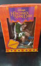 Grolier Disney Quasimodo The Hunchback of Notre Dame Christmas Tree Ornament