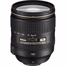 Nikon Nikkor AF-S 24-120mm f/4 G ED VR N Lens AFS 545