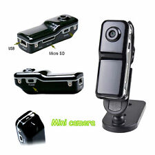 MD80 Mini Camera HD Motion DV DVR Video Recorder Outdoor Spy Sports w/o SD Card