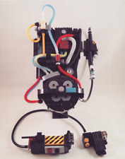 LEGO Ghostbusters Proton Pack & Ghost Trap Instruction Manual