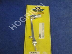 Cycle Pirates folding rear brake pedal lever 03 -04 Kawasaki zx 6 636 43001-0002