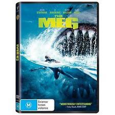 Meg, The (DVD, 2018) (Region 4) New Release