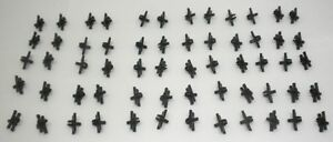 VW KARMANN GHIA BODY MOLDING CLIPS (QTY 60) 141853547B