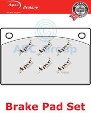 APEC Bremsbeläge Satz OE Qualität Ersatzteil pad1935