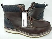 NEW Response Gear Men/'s Side Zip Lace Up Boots Black #1061 20O1,2,3,4,5