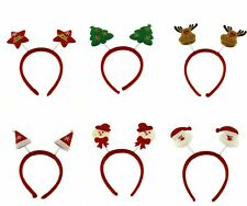 Zacs Alter Ego Pack of 5 Assorted Christmas Head Boppers