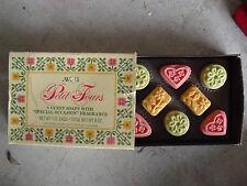 Vintage Avon Petit Fours Guest Soaps in Box