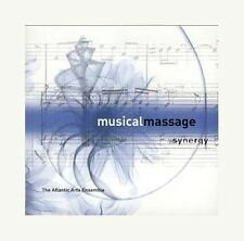 MUSICAL MASSAGE: Synergy - Atlantic Arts Ensemble.CD.BN
