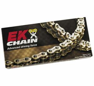 new EK 530 ZVX3 NX-Ring Chain motorcycle 120 Links Gold EK 530ZVX3 X 120 GLD