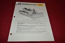 Caterpillar D5 LGP Crawler Tractor Dozer Dealer's Brochure DCPA3