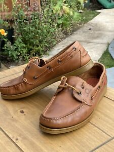 chatham deck shoes size 7
