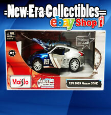 Custom Shop - Diecast Collection - 1:24 Scale - 2009 Nissan 370Z - Maisto - 2011