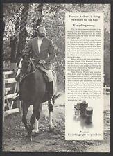 PANTENE Hair care 1968 vintage Print Ad