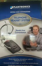Plantronics S11 Black/Gray Headband Headsets
