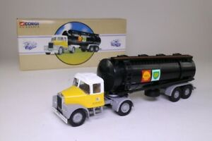 Corgi 97840; Scammell Highwayman Artic Tanker, Shell Mex/BP; Excellent Boxed