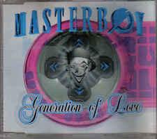 Masterboy-Generation Of Love cd maxi single