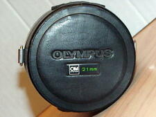 OLYMPUS OM ZUIKO 21mm F3.5 LENS CASE