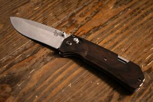Benchmade Grizzly Creek - excellent condition, no box