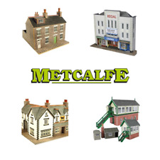 Metcalfe Models Card Model Kit for Model Railways N Gauge