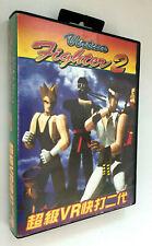 Virtua Fighter 2 - Sega Mega Drive
