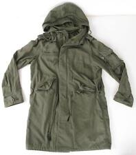 GAP Project Product Red Military Army Cargo Green Long Jacket Coat S Fits M/L