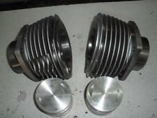 PAIR URAL 650 CYLINDERS WITH PISTONS RINGS AND GASKET SET