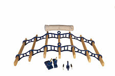7 Lath Pine Kitchen Ceiling Pulley Clothes Airer Cottage Maid ® Dryer Rack