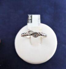 Handmade White Sterling Silver Fine Rings