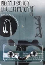 Infimedix magnetischer Brillenhalter - WEISS