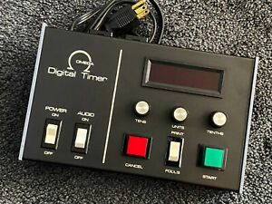 Omega Digital Darkroom Enlarger Timer