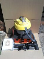Victor V9 Hepa Commercial Vacuum Cleaner Hoover C/W 10 Bags + Tools