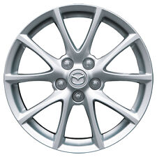 Genuine Mazda MX-5 2008-2015 17 inch Alloy Wheel Design 132 - # 9965-67-7070