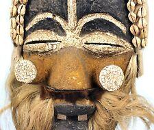 Art Africain - Authentique Masque de Potage Wé Guéré - Quality African Mask ++++