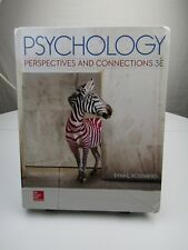 Psychology : Perspectives & Connections by Erika Rosenberg and Gregory J. Feist