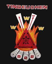 TINDEUCHEN LODGE #522 lrg T shirt Ohio camp BSA turtle tee Boy Scout reservation
