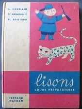 Lisons, CP, illustré Alain Grée, 1961
