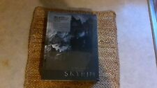 *NEW* elder scrolls v: skyrim FIRST edition hardcover strategy guide *SEALED*