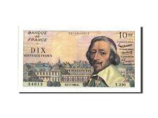 Billets, France, 10 Nouveaux Francs, 10 NF 1959-1963 ''Richelieu'' #209942