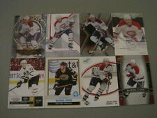 Z) Lot of 90 MICHAEL RYDER HOCKEY CARDS HUGE SPx ICE ARTIFACTS BRUINS+++