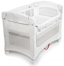 Arm's Reach Ideal Ezee 3 in 1 Baby Co-Sleeper Bedside Bassinet White NEW