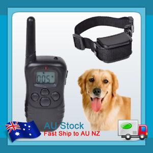 2018 MODEL 3 IN 1 DOG REMOTE TRAINING ANTI BARK VIBRATION STOP BARKING COLLAR