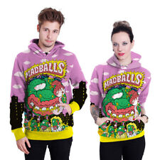 Hot Sale Colorful Madball 3D Printed Sweatshirt Men Women Hoodies Coat B101-068