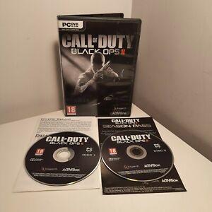 Call of Duty Black Ops 2 II - Cod BO 2 - TESTED - FREE UK P&P