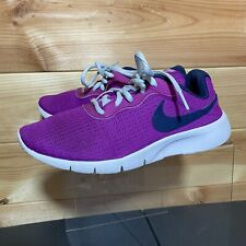 Nike Purple Gym Work Out Running Trainers Shoes Size 5