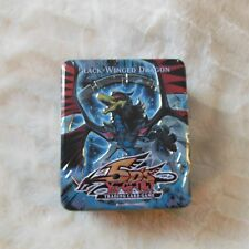 Konami Yu-Gi-Oh! Collectible Tin 2010 Black Winged Dragon Empty