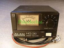CB POWER Reéducteur ALAN  HQ 36 -  CB  Radio  CiBi - Normes CE -